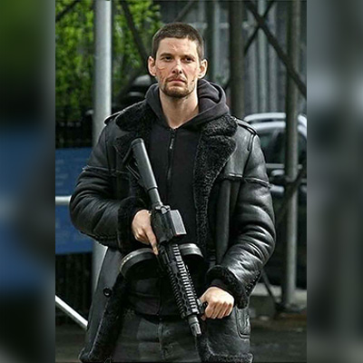The-Punisher-Season 2 Billy Russo Coat
