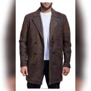 John Hurt Coat from Doctor Who Series