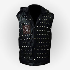 Watch Dogs 2 Studded Wrench Costume Jacket