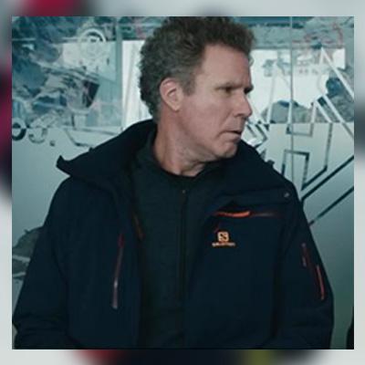 Downhill movie Will Ferrell Jacket