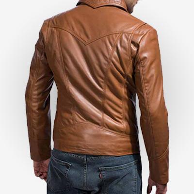 X Men Wolverine Brown Jacket