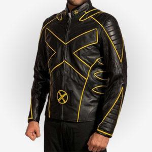 X-Men Last Stand Hugh Jackman Costume Jacket