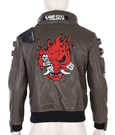 samurai 2077 cyberpunk jacket