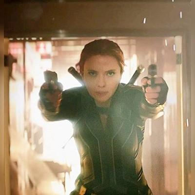 Black Widow 2020 Natasha Romanoff Costume Jacket