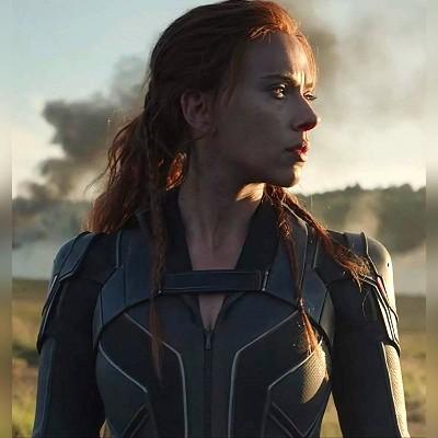 Black Widow Movie 2020 Costume Jacket