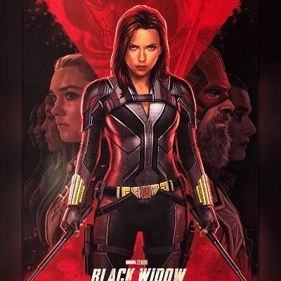 Black Widow 2020 Scarlett Johansson Jacket