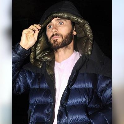 Jared Leto Morbius Jacket for Men