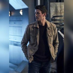 The Flash Season 05 Cotton Jacket