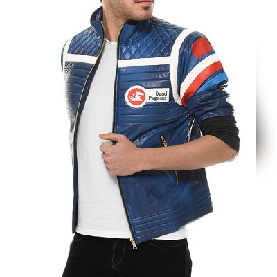 Stylish Party Poison Leather Jacket