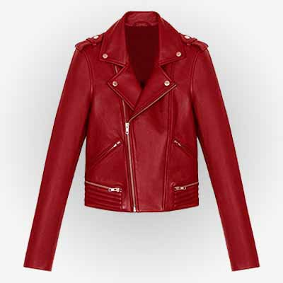 Riverdale Cheryl Blossom Leather Outfit