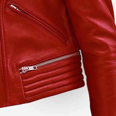 Cheryl Blossom Red Jacket for Sale