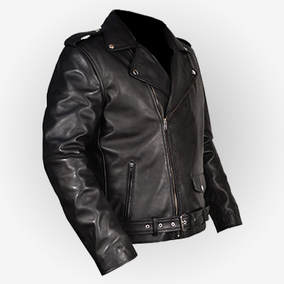 Southside Serpents Real Leather Jacket for Mens