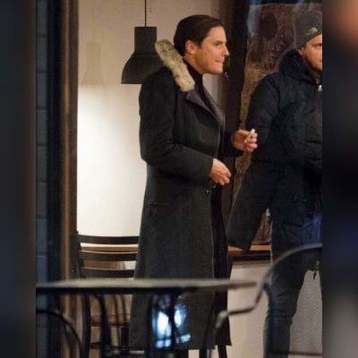 Zemo Coat from The Falcon And The Winter Soldier