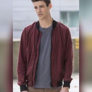 Barry Allen Red Jacket from Flash Season 06