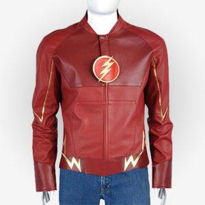 The Flash Cosplay Costume Jacket
