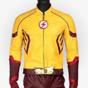 Kid Flash Cosplay Jacket