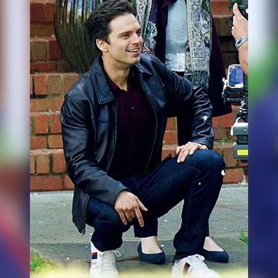 Sebastian Stan The Last Full Measure Jacket