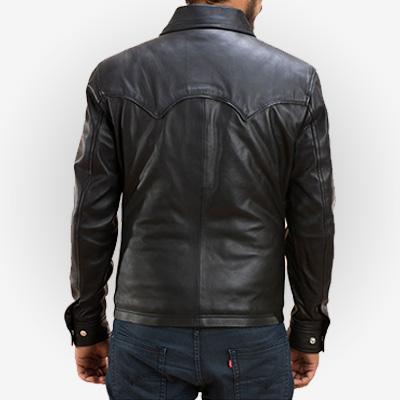 The Governer Black Jacket