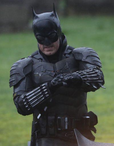 Bruce Wayne The Batman Robert Pattinson Jacket