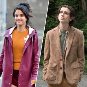 Selena Gomez and Chalamet Jacket