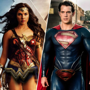 Superman and Wonder Women