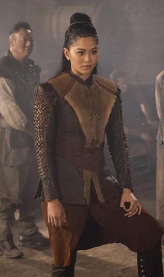 mai ling warrior season 2 dianne doan jacket