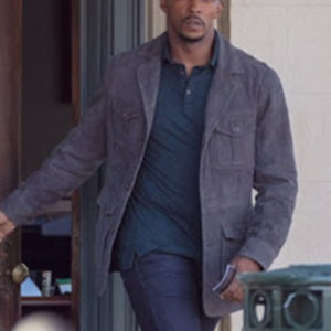 the falcon and the winter soldier anthony mackie blazer
