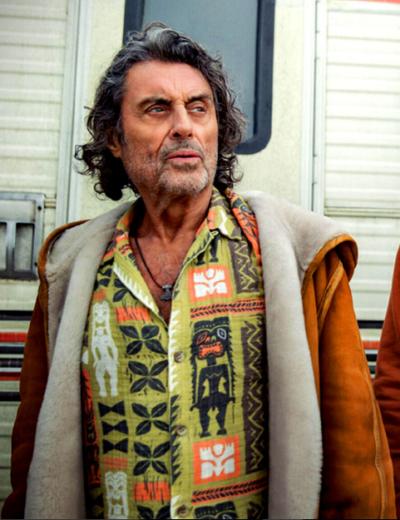 American Gods Season 3 Mr. Wednesday Coat