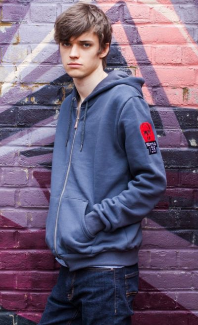 Infamous second son delsin rowe hoodie
