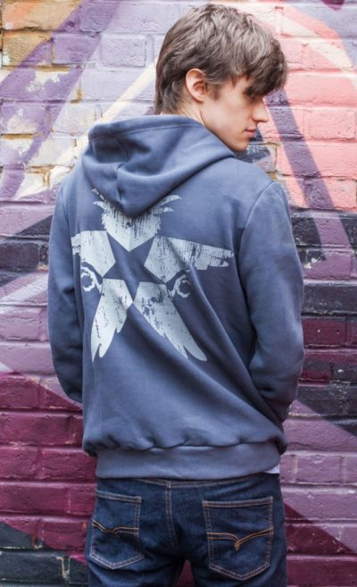 Infamous second son hoodie