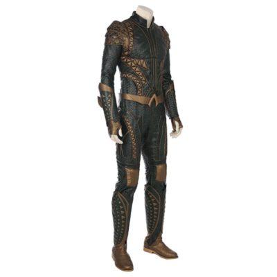 Jason Momoa Aquaman Movie Arthur Costume