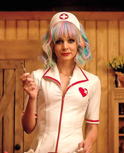 carey mulligan promising young woman cassandra thomas nurse jacket