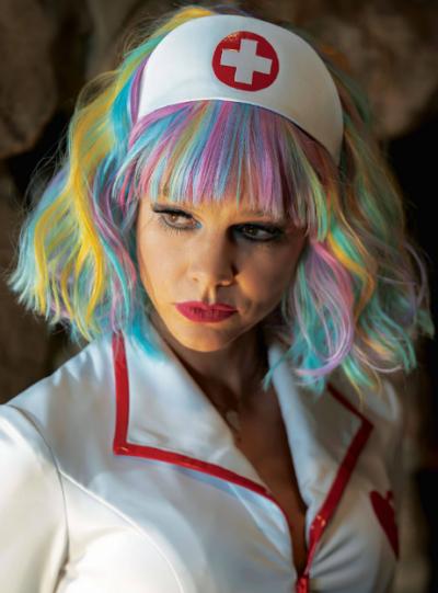 carey mulligan promising young woman nurse jacket