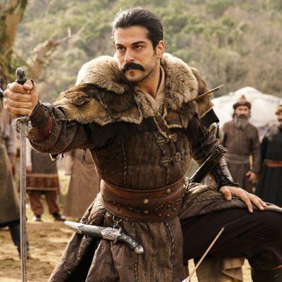 osman bey kurulus osman season 2 burak özçivit coat