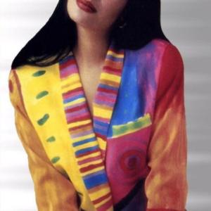 selena quintanilla colorful blazer