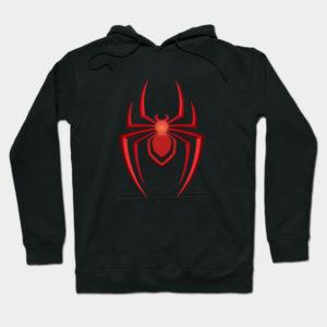 spider-man ps5 hoodie