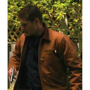 Brown Dean Winchester Jacket for Men