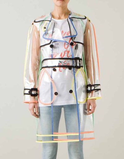 Emily in Paris Transparent Jacket