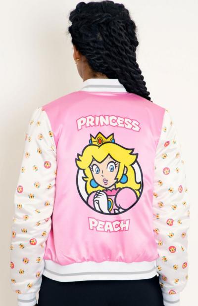 Princess peach coat