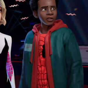 Spider-Man Hooded Jacket