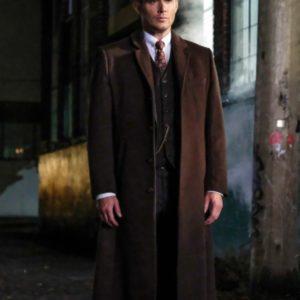 Supernatural Dean winchester Coat for Men