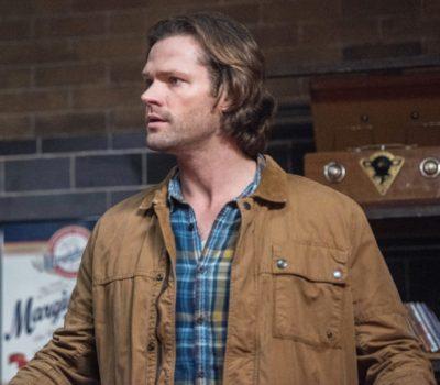 Supernatural jared Padalecki Sam Winchester brown jacket for Men