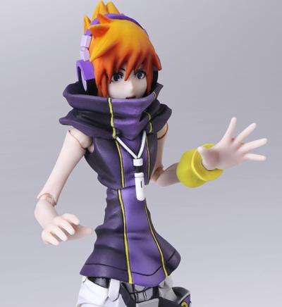 neku sakuraba the world ends with you sleeveless jacket