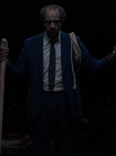 paranormal refaat ismail blue suit