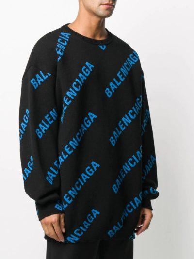 the real housewives of salt lake city balenciaga print sweater