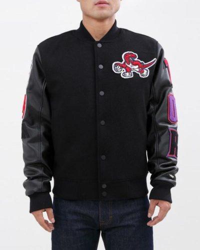 toronto raptors jacket