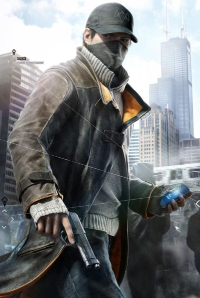 watch dogs legion 2020 aiden pearce trench coat