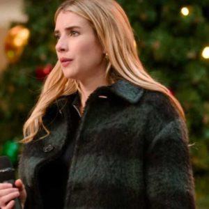 Holidate Sloane Plaid jacket for Women