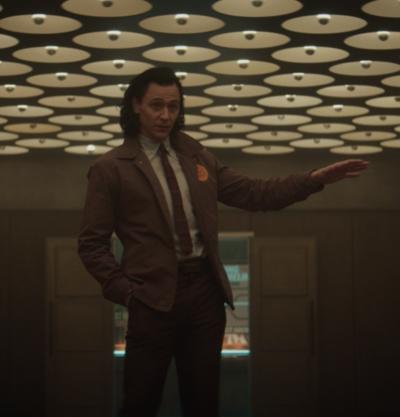 Loki 2021 Tom Hiddleston Coat