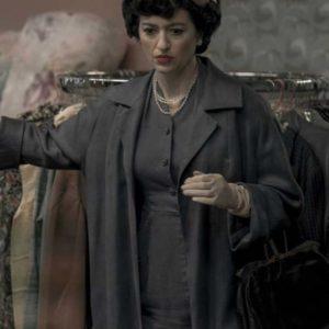 Marielle-Heller-The-Queens-Gambit-Alma-Wheatley-Trench-Coat